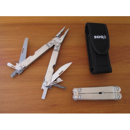 SOG Pocket PowerPlier - Deluxe (S45)