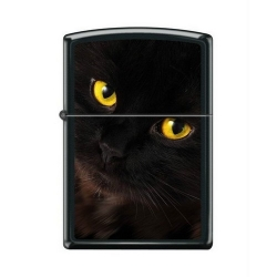 Zippo Black Cat