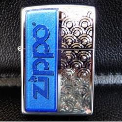 Zippo Scallops With Zippo