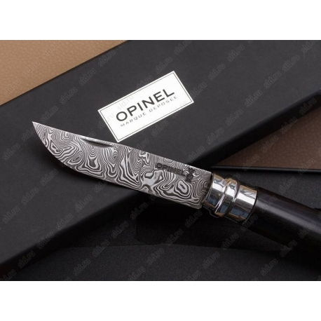 Opinel №8 Damascus