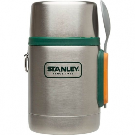Термос для еды STANLEY Adventure Food Jar 18oz GREEN