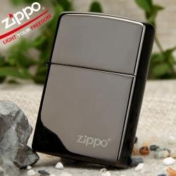 Zippo Ebony