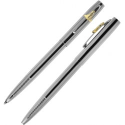 Fisher Cap-O-Matic Space Pen w/ Shuttle Emblem M4CSH