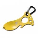 Спорк CRKT Eat 'N Tool жёлтая