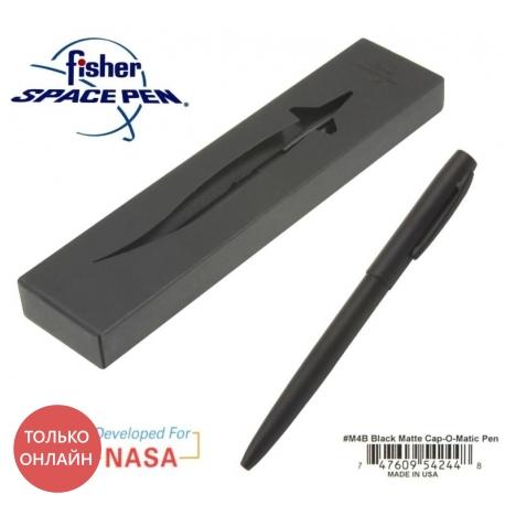 Fisher Pen ручка Cap-O-Matic хром M4С