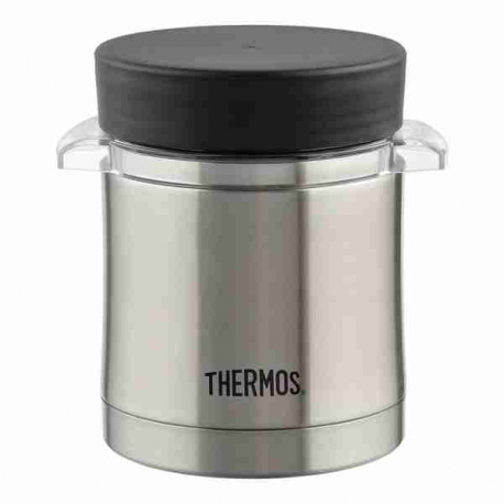 Термос для еды с широким горлом Thermos Stainless King 16-Ounce Food Jar