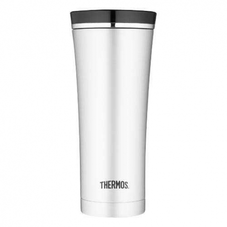 Thermos 16-Ounce Travel Tumbler, Stainless