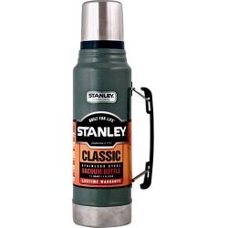 Stanley Classic Vacuum Bottle Green 1.1qt