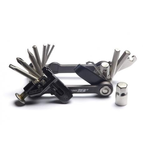 Складной набор инструментов Topeak Mini 18+