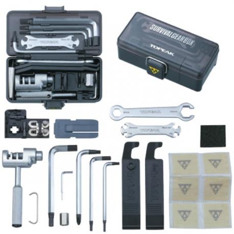Набор инструментов Survival Gear Box