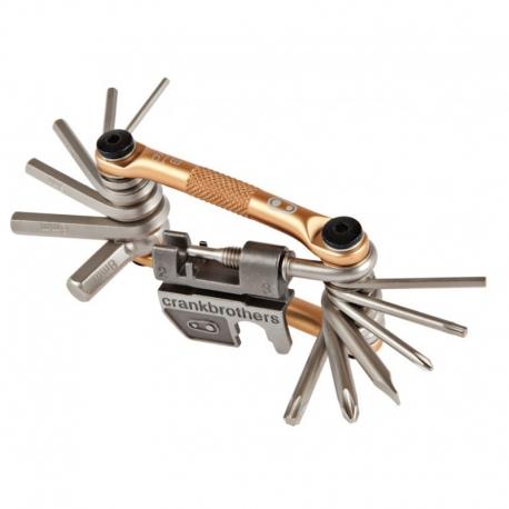 Универсальный инструмент Crank Brothers M19