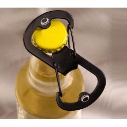 Nite Ize S-Biner Ahhh Bottle Opener черный