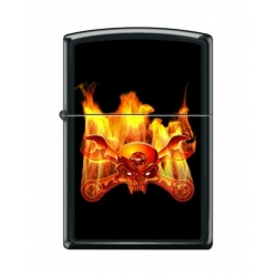 Zippo Metall Jolly Rogers