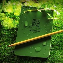 Всепогодный блокнот Rite in the Rain зеленый