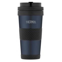 Термокружка Thermos Stainless Steel Travel Tumbler, 18 oz тёмно-синяя