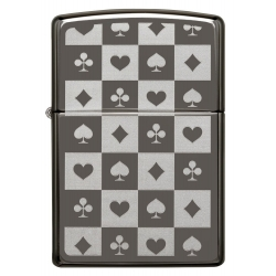 Zippo Cards Suits