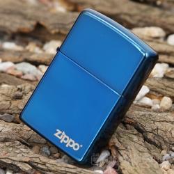 Zippo Sapphire™ w/Zippo® Logo
