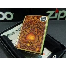 Zippo Golden Spade