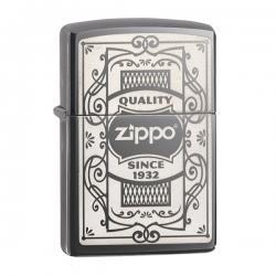 """Zippo """"Quality Since 1932"""""""