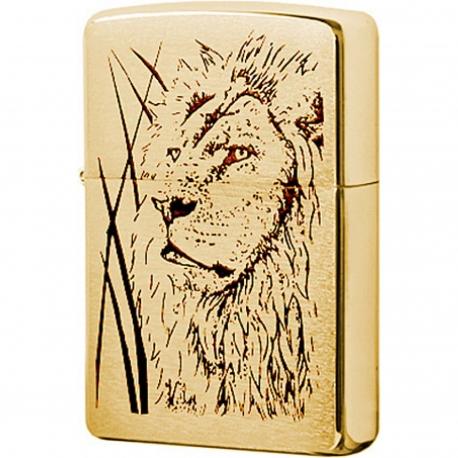 ZIPPO Proud Lion