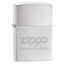 "Zippo ""Name in flame"""