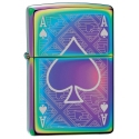 Zippo Spectrum Ace of Spades