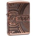 Zippo Armor Gears Antique Copper