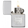 Zippo: Zippo, Bradford, PA - High Polish Chrome