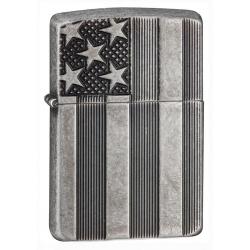 Zippo Armor US Flag
