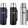 Thermos® Stainless King™ Beverage Bottle – 40 Oz. Black