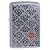Zippo Fancy Design, Street Chrome