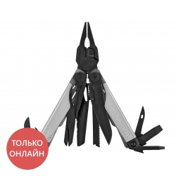 Leatherman Surg Black & Silver
