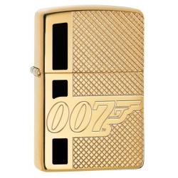 Zippo James Bond 007 Gun Logo