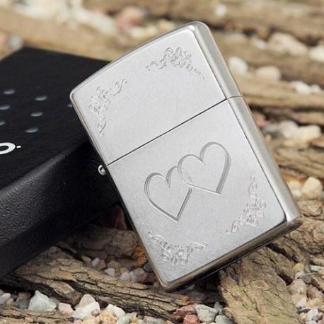 Zippo Heart to Heart