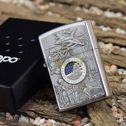 Zippo Military Joines Forces