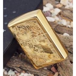Zippo High Polish Brass Venetian