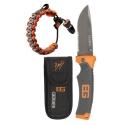 Gerber Bear Grylls Нож+чехол+браслет для выживания