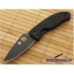 Spyderco Tenacious Black