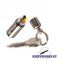 Миниатюрная зажигалка-брелок FireStash