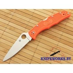 Spyderco ENDURA 4 оранжевая