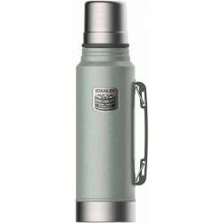 Stanley Classic Bottle Badged Green 1.1qt