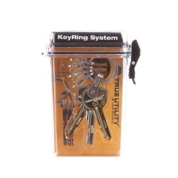 True Utility KeyRing System (карабины на ключи)