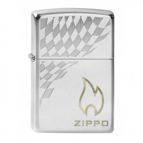 Zippo Checkered Flag