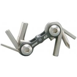 Складной набор инструментов Topeak Mini 6