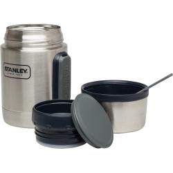 Термос для еды STANLEY Adventure Food Jar 18oz стальной