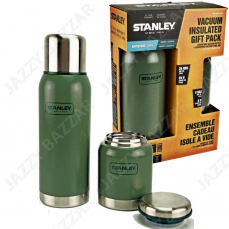 Stanley Adventure Vacuum bootle 1L + Adventure Food Jar 0.4L