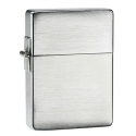 Zippo 1935 Replica no Slashes - Brushed Chrome