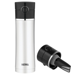 Thermos Vacuum Insulated Drink Bottle with Tea Infuser