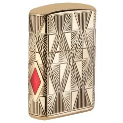 Zippo Luxury Diamond Design
