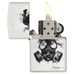 Zippo Spazuk Gas Mask